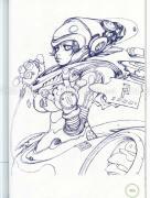 Katsuya Terada Erotic Engineering - inside page