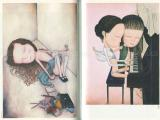 Kenichi Koyama Melancholy Girls inside pages