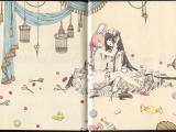 Kira Imai Girls Kingdom - inside page