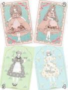 Kira Imai Postcard Group 9