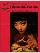 Kuniyoshi Kaneko - Drink Me Eat Me, Seven Oriental Beauties