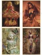 Mari Shimizu Postcard Set 4