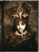 Mari Shimizu Wachtraum SIGNED - inside page