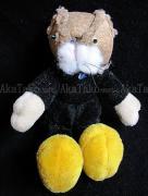Minami Komori Mouse stuffed animal