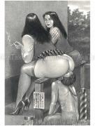 Namio Harukawa Original Drawing 75