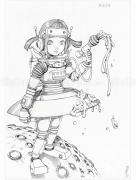 Shintaro Kago Black & White original 12