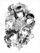 Shintaro Kago Black & White original drawing 17
