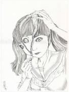Shintaro Kago Black & White original 6