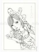 Shintaro Kago Black & White original 8