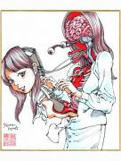 Shintaro Kago Copic Marker Drawing 10