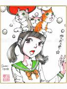 Shintaro Kago Copic Marker Drawing 11