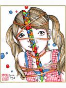 Shintaro Kago Copic Marker Drawing 12