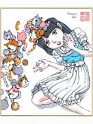 Shintaro Kago Copic Marker Drawing 15