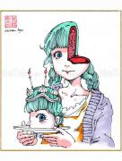 Shintaro Kago Copic Marker Drawing 21