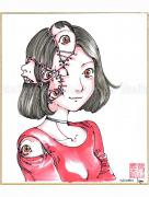 Shintaro Kago Copic Marker Drawing 24