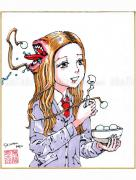 Shintaro Kago Copic Marker Drawing 29