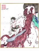 Shintaro Kago Copic Marker Drawing 37