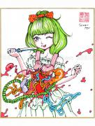 Shintaro Kago Copic Marker Drawing 43