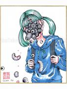 Shintaro Kago Copic Marker Drawing 47