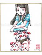 Shintaro Kago Copic Marker Drawing 49