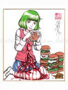 Shintaro Kago Copic Marker Drawing 56