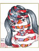Shintaro Kago Copic Marker Drawing 6