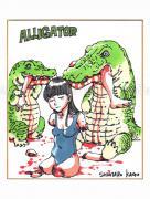 Shintaro Kago Copic Marker Drawing 70