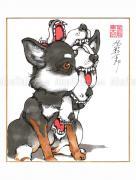 Shintaro Kago Copic Marker Drawing 73