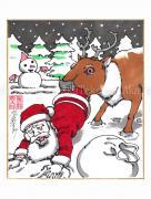 Shintaro Kago Copic Marker Drawing 79