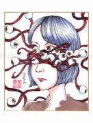 Shintaro Kago Copic Marker Drawing 88