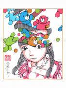 Shintaro Kago Copic Marker Drawing 97