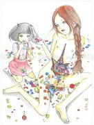 Shintaro Kago Funny Girl 10 original