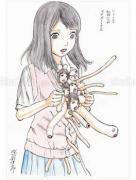 Shintaro Kago Funny Girl 39 original painting