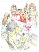 Shintaro Kago Funny Girl 7 original
