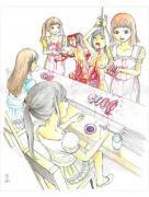 Shintaro Kago Funny Girl 7 original
