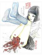 Shintaro Kago Funny Girl 8 original