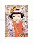 Shintaro Kago print Dream Toy Factory