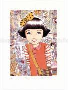 Shintaro Kago print Dream Toy Factory