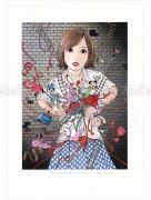 Shintaro Kago print Murder Art