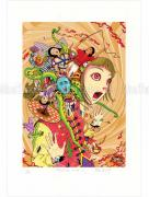 Shintaro Kago print Sadistic Circus 1