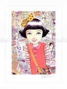 Shintaro Kago print Dream Toy Factory small