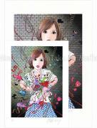 Shintaro Kago Murder Art Through the Ages size comparison