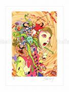 Shintaro Kago print Sadistic Circus 1 small