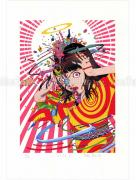 Shintaro Kago VICE print SIGNED