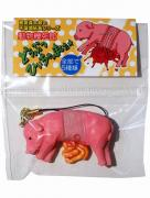 Shintaro Kago toy Road Kill Pig in packaging