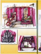 Shoujo Tsubaki Movie Guide - inside page