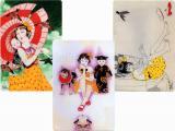Suehiro Maruo Postcards Midori SIGNED
