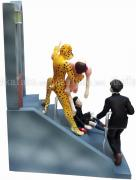 Suehiro Maruo Leopard Man and Young Detectives figure - right