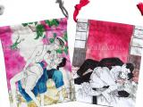 Suehiro Maruo Cotton Pouch Project Erotica - your choice of two