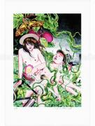 Suehiro Maruo Print 12 Taruho Inagaki